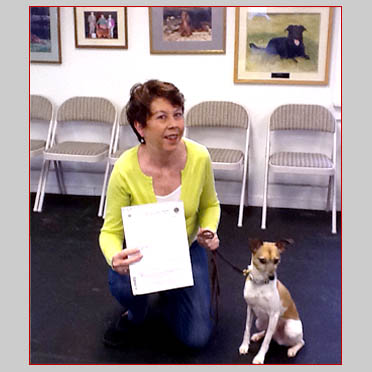 Assistant Dog Trainer Marie Concannon