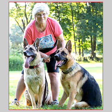 Head Dog Trainer Pat Wotring